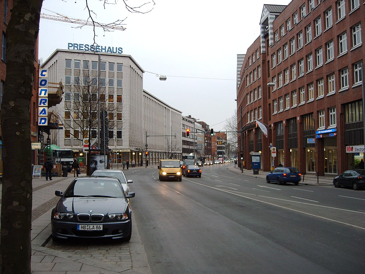 Martinistraße