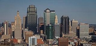 Kansas City, Missouri City in western Missouri