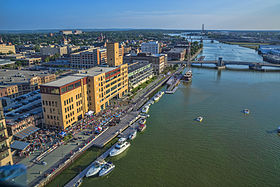 Downtown Green Bay CityDeck along the Fox River.jpg