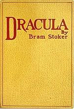 Première édition de Dracula, 1897