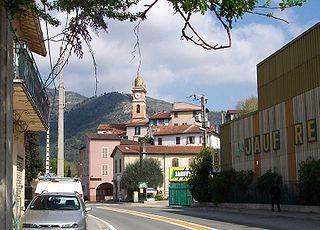 Drap Commune in Provence-Alpes-Côte dAzur, France