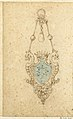 Drawing, Design for pendant with sea horses, 16th century (CH 18544921).jpg