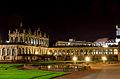 Dresden,Zwinger, nachts, 001.jpg