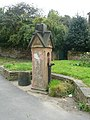 Drinking Fountain, The Town, Thornhill - geograph.org.uk - 1002265.jpg