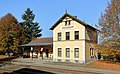 Drosendorf - Bahnhof.JPG