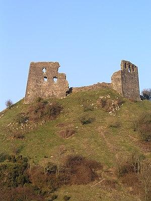 Dryslwyn Castle - Dryslwyn Castle