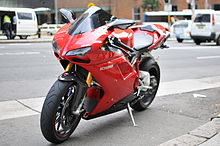 Ducati 1098 - Wikipedia