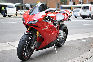 Homologation (motorsport) - Ducati 1098 S