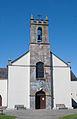 Duhill Church of Saint John the Baptist East Gable and Belfry 2012 09 08.jpg