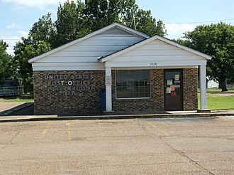 Dundee, Mississippi - Image: Dundee MS Post Office