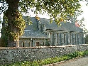 Dunsden Green - Image: Dunsden Green church