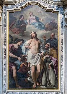 Santi Prunati Italian painter