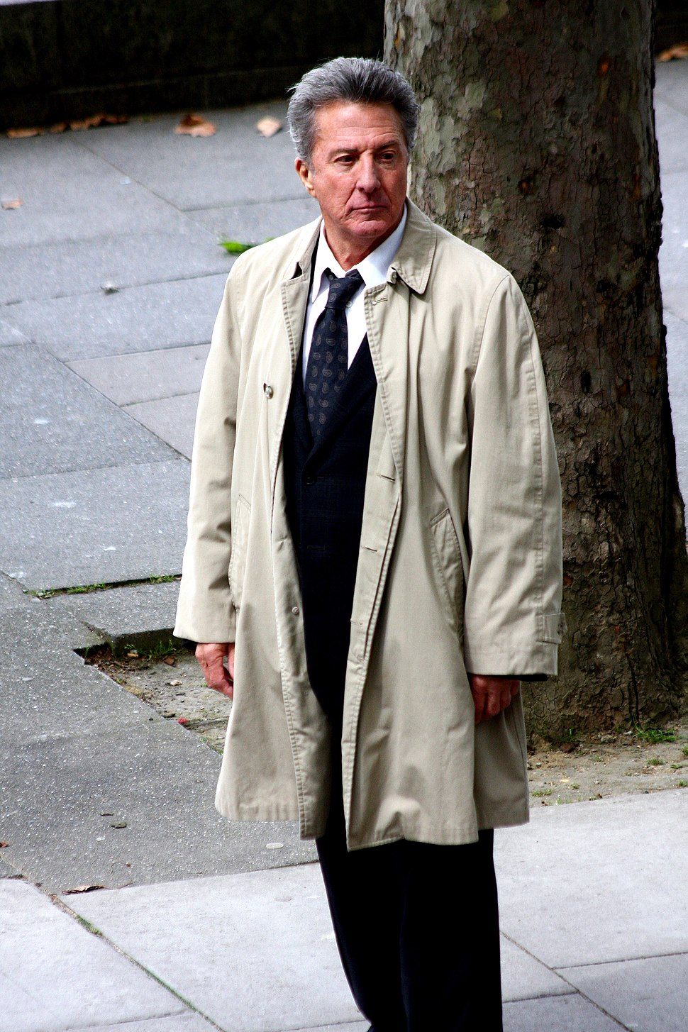 Dustin Hoffman in Last Chance Harvey