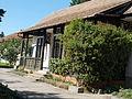 Dwelling house. Listed ID -8791. Verandah.- 27, Erdő St., Budakeszi, Hungary.JPG