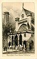EAU-FORTE ORIGINALE PAR CH PINET Tour et Église Saint-Germain-l'Auxerrois.jpg