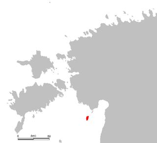 Kihnu Island in Estonia