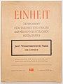 EINHEIT-Sonderheft März 1953 cropped.jpg