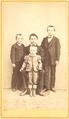 ETH-BIB-Stodola, Aurel (1859-1942), im Kreis der jüngeren Brüder-Portrait-Portr 06948.tif