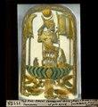 ETH-BIB-Tut-Ank-Amons Treasures, Ceremonial shield of gilt wood-Dia 247-11158.tif