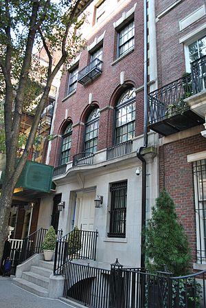 Vincent Fourcade - Vincent Fourcade and Robert Denning House, East 73d Street, New York, New York
