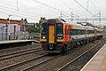 East Midlands Trains Class 158, 158866, Levenshulme railway station (geograph 4005180).jpg