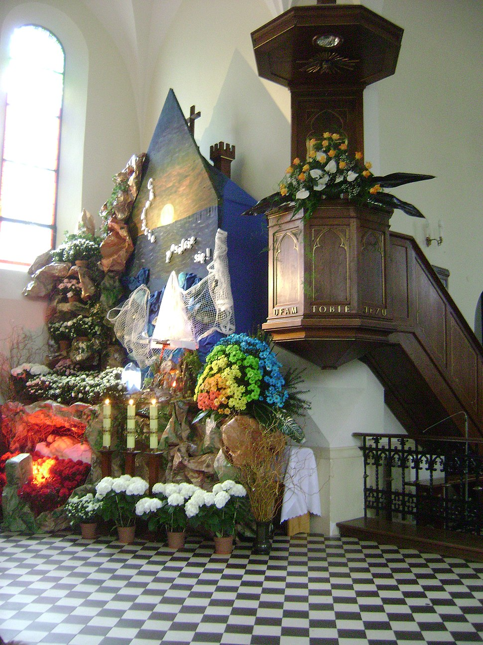 Easter 2010, b