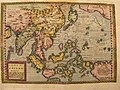 Eastern Asia, in a miniature atlas map by Matthias Quad, from 'Geographisch Handtbuch whole map.jpg
