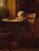 Eastman Johnson - Writing to Father.jpg