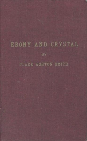 Ebony and Crystal 1922