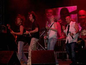 Rock music in Hungary - Edda