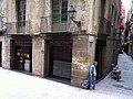 Edifici d'habitatges carrer Sombrerers, 7- local.jpg