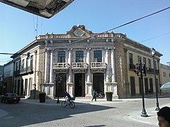 C rcel municipal de le n guanajuato wikipedia la - Oficinas de correos en leon ...