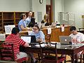 Editors at work at the UNC edit-a-thon, April 2013.jpg