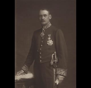 Edward Lewis Brockman Colonial Administrator