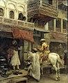 Edwin Lord Weeks - Street Scene in India - 1906.9.19 - Smithsonian American Art Museum.jpg