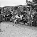 Een uitvoering van een javaanse dans in Lelydorp., Bestanddeelnr 252-4715.jpg