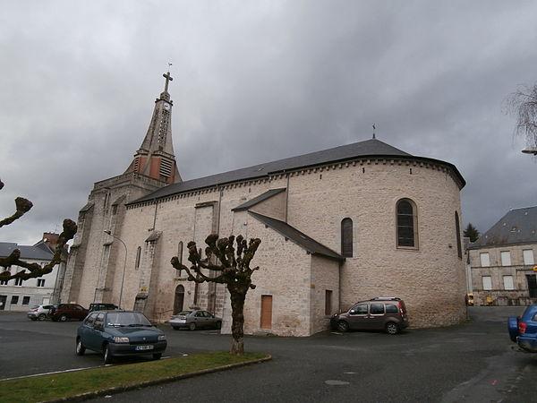 Image illustrative de l'article Saint-Vaury