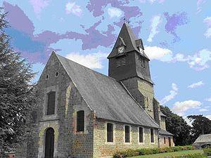 Artemps - Saint Martin's Church in Artemps