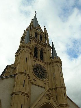 Église de Woippy