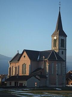 Vallières-sur-Fier Commune in Auvergne-Rhône-Alpes, France