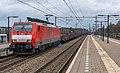 Eindhoven Strijp-S DBC 189 075 met beladen rongenwagens (33170399700).jpg