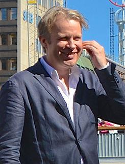 Eirik Stubø Norwegian theatre director