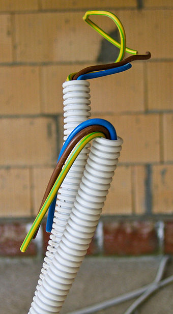 Electrical wiring - Wikiwand on