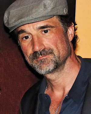 Elias Koteas - Koteas at the Let Me In premiere in New York, NY, September 30, 2010