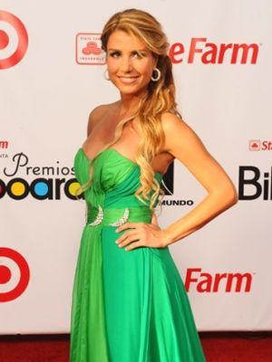 Elizabeth Pérez - Elizabeth Pérez at the 2009 Billboard Latin Music Awards in Miami