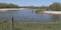 Elkhorn River from Cowboy Trail W of 519 Av.JPG