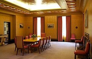 Piero Malacrida de Saint-August Italian aristocrat, playboy and London-based interior designer