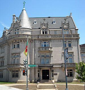 Embassy of Cameroon, Washington, D.C. - Image: Embassy of Cameroon United States