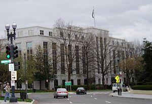 Embassy of Saudi Arabia in Washington, D.C. - Image: Embassy of Saudi Arabia, Washington, D.C