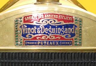 1898-1926 automotive brand manufacturer